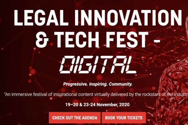 LEGAL INNOVATION & TECH FEST – DIGITAL