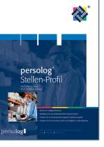 persolog Stellenprofil im Consulting