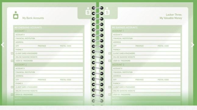 My LifeLocker, Executor handbook to help your Executor manage your estate.