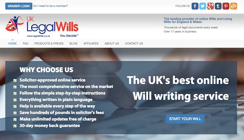 review of uk online will services your guide to the best  online will services