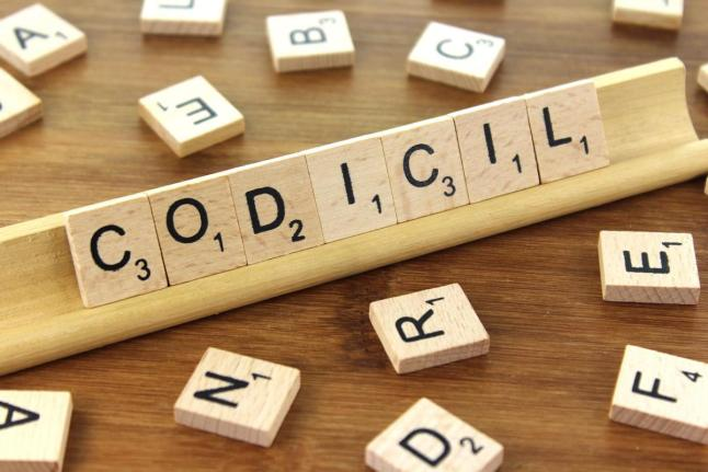 Codicil