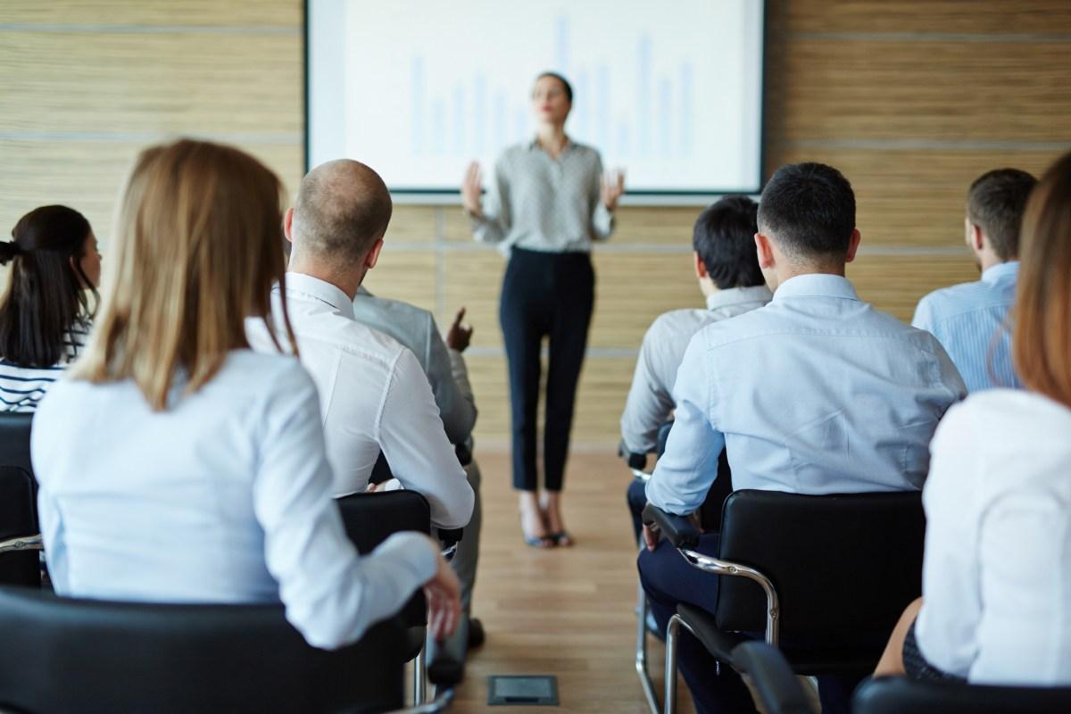 CPD seminar marketing clients