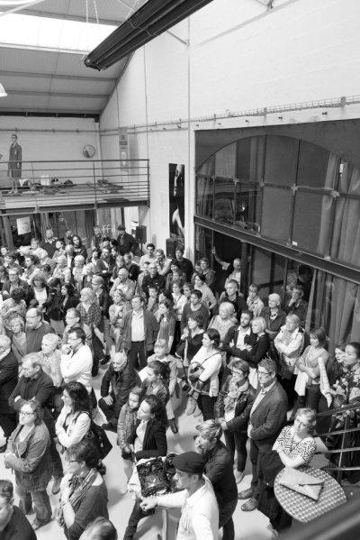 (c) Thierry Giraud - 24 septembre 2015 - Inauguration du Garage