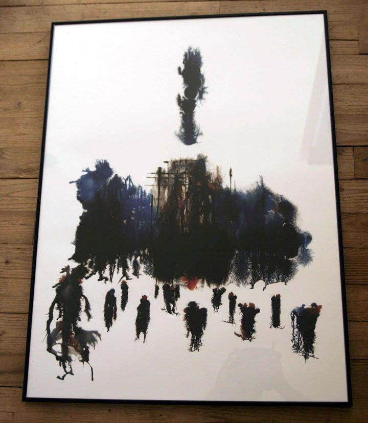 David Cragné | Hanging Eye