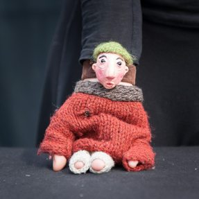 (c) Thierry Giraud | Monsieur O | 4 & 5 avril 2016 | Cie. Sapperlipuppets | Spectacle Musical de Marionnettes à doigts