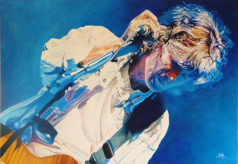 Paul Personne | Peinture par Gilles Strabach