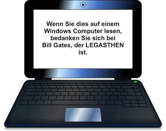 Bedanken Sie sich bei einem legasthenen Menschen, Legasthenie, Legasthenie ist keine Behinderung, AFS-Methode, anders lernen, Steve Jobs, Bill Gates, legasthen, Motivation, Eltern, Kinder, EÖDL