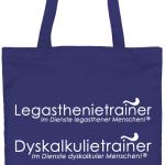 Baumwolltasche, EÖDL Onlineshop, Promoartikel, Promoshop, Legasthenie- und Dyskalkulietrainer,