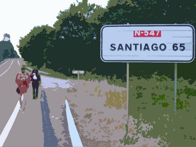 El Camino de Santiago en 7 días