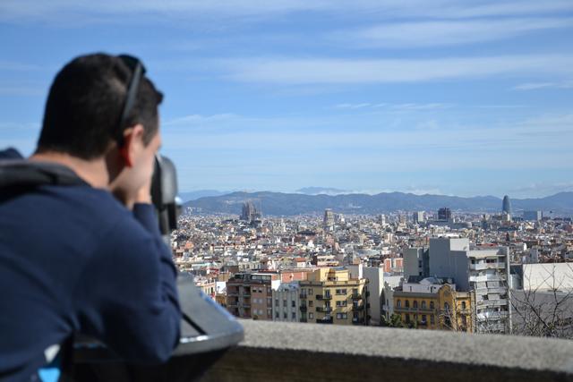 Miradores Barcelona 12