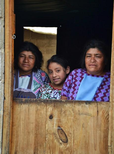 Familia Zinacantán, Chiapas
