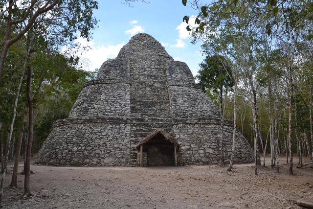 Quintana Roo, Cobá (México)