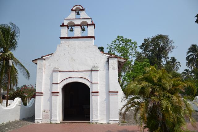 Ermita del Rosario, La Antigua