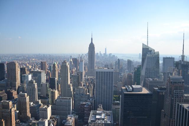 Atracciones New York 05 vistas rockefeller