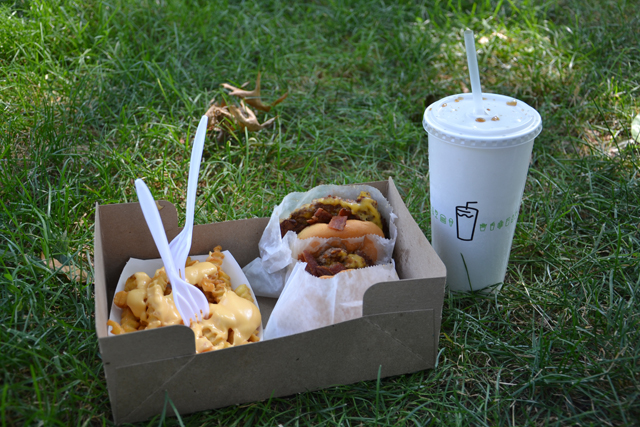 shake shack new york hamburguesas