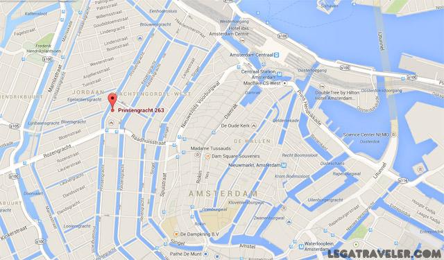 mapa-casa-ana-frank-amsterdam