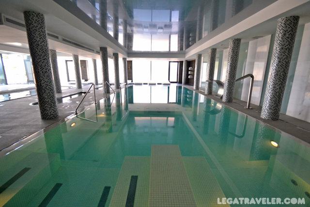 piscina spa sha wellnes clinic