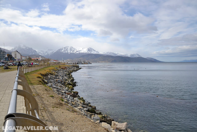 paseo ushuaia