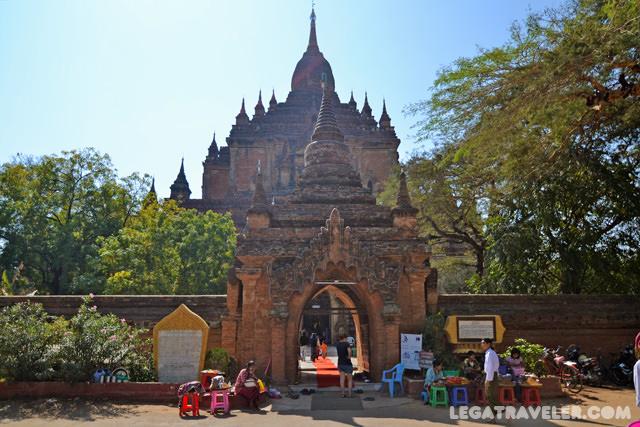 Htilominlo templo bagan