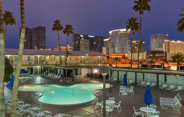 Hoteles Days Inn Las Vegas at Wild Wild West
