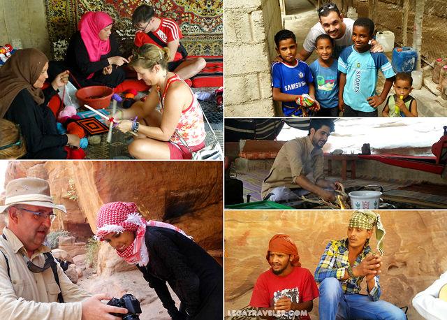 que hacer en jordania gente local