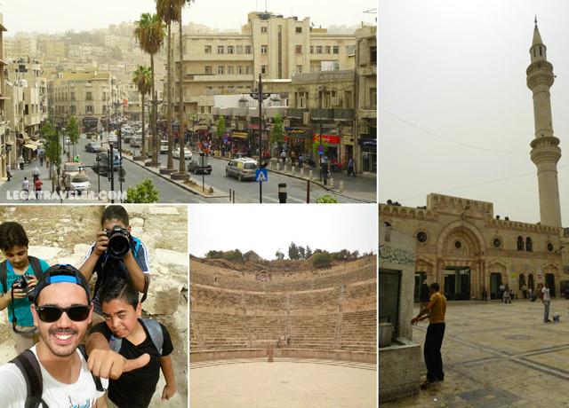 que ver en jordania amman