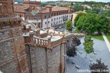 Escalinata - Guia Teruel