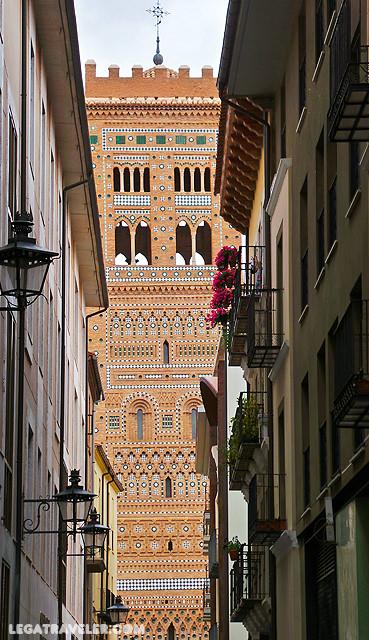 Torre San Martin - Que ver en Teruel