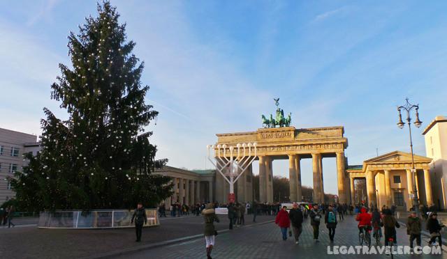 Belrlin Mercados Navidad Alemania