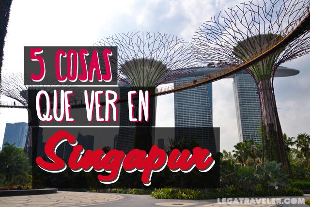 que ver en singapur en dos dias