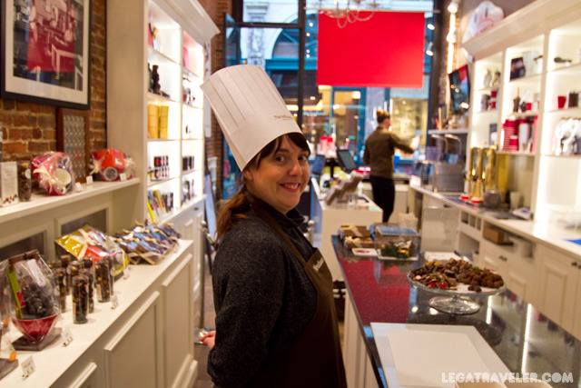 taller chocolates bruselas belgica