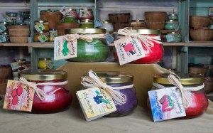 All Additive Free Candles!