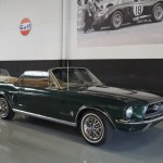 1967 Ford Mustang V8 Convertible Restored 1967 For Sale Legendaryclassics Com