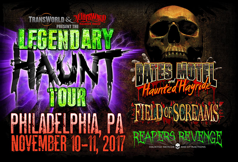 Image result for legendary haunt tour