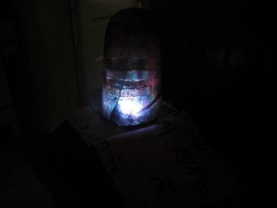 Light Up Shivalinga Sankara Stone Legendary Letters