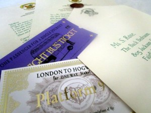 letteracceptance Hogwarts