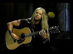 Zakk acoustic