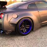 Check Out This Beastly Nissan Gtr R35 With Amazing Performance Customizations