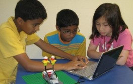 Summer Camp: Lego and Robotics