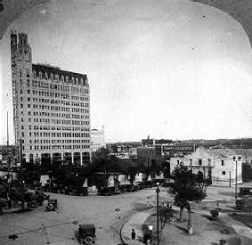 San Antonio, Texas en 1926