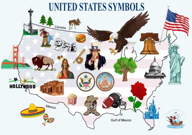 Результат пошуку зображень за запитом usa symbols