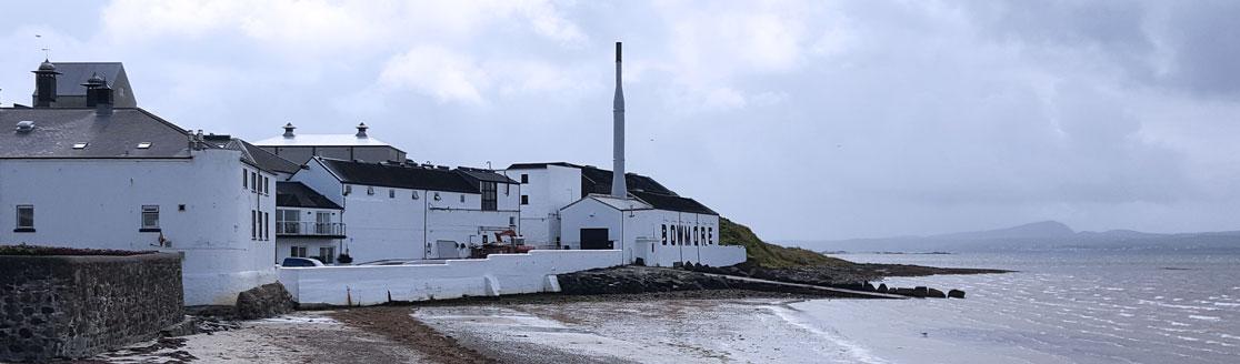 Bowmore Distillery - Malcolm Levon