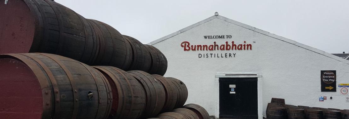 Bunnahabhain Distillery - Malcolm Levon