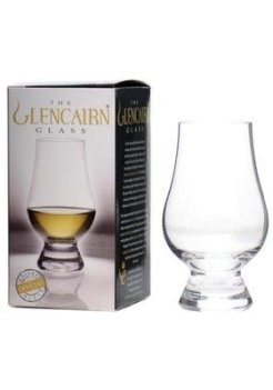 Glencairn Whisky Glass Nosing Tasting Whiskey Made in Scotland