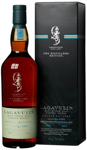 Lagavulin Distillers Edition Whisky 70 cl