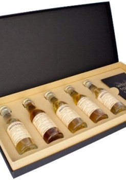 Peaty Whisky Tasting Set