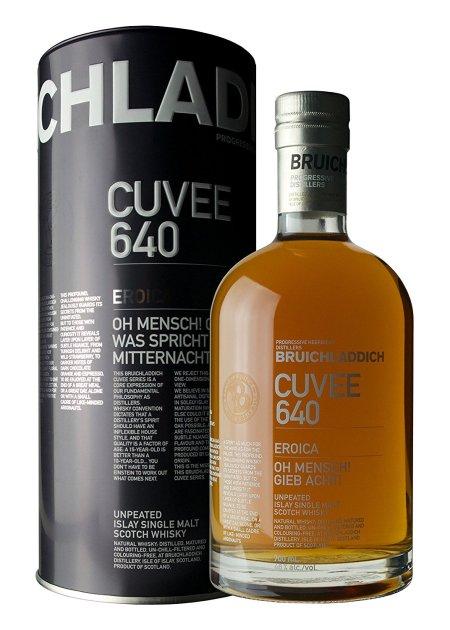 Bruichladdich Cuvee 640 21 Year Old