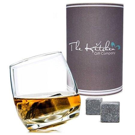 Rocking Whiskey Glass