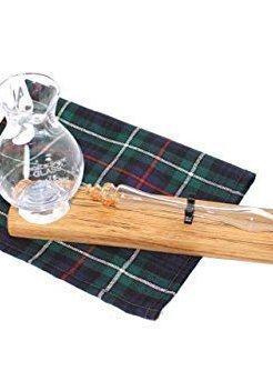 Darach Oak Whisky Dropper and Angel's Share Jug Gift Set