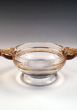 Glass Quaich